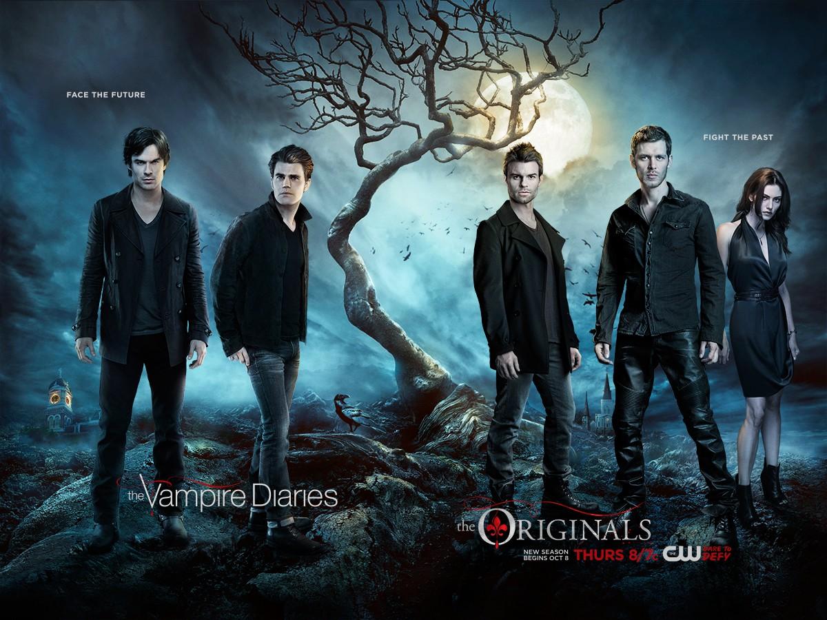 Un wallpaper per The Vampire Diaries e The Originals