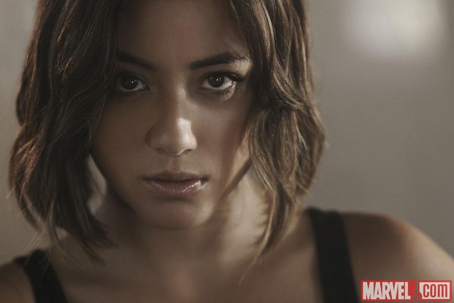Agents of S.H.I.E.L.D.: Chloe Bennet in una foto promozionale