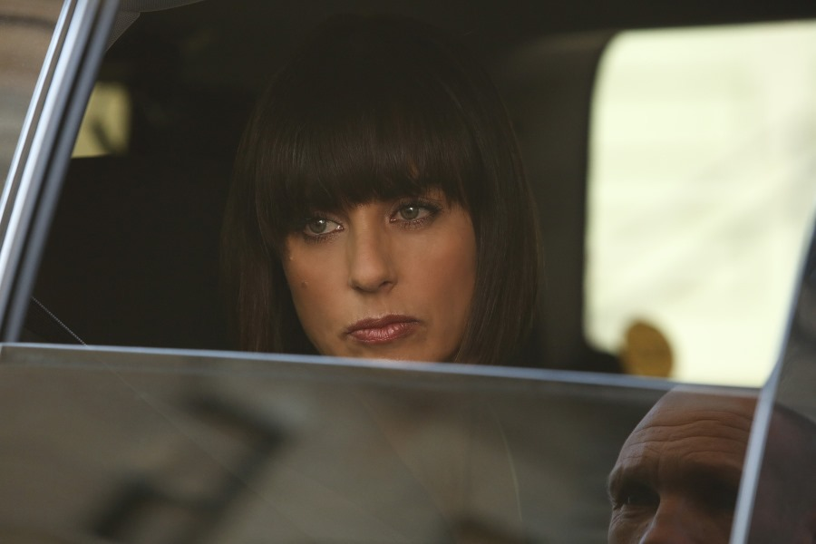 Agents of S.H.I.E.L.D.: l'attrice Constance Zimmer in una foto dell'episodio Laws of Nature