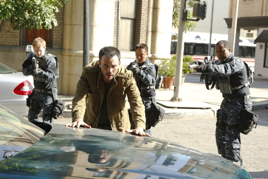 Agents of S.H.I.E.L.D.: l'attore Juan Pablo Raba in Laws of Nature