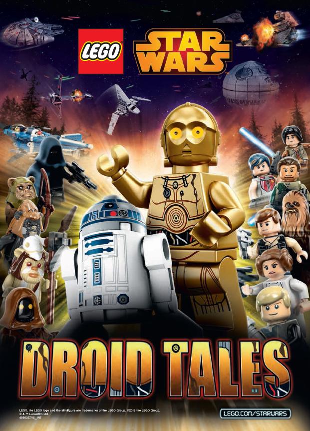 Star Wars: i racconti del Droide