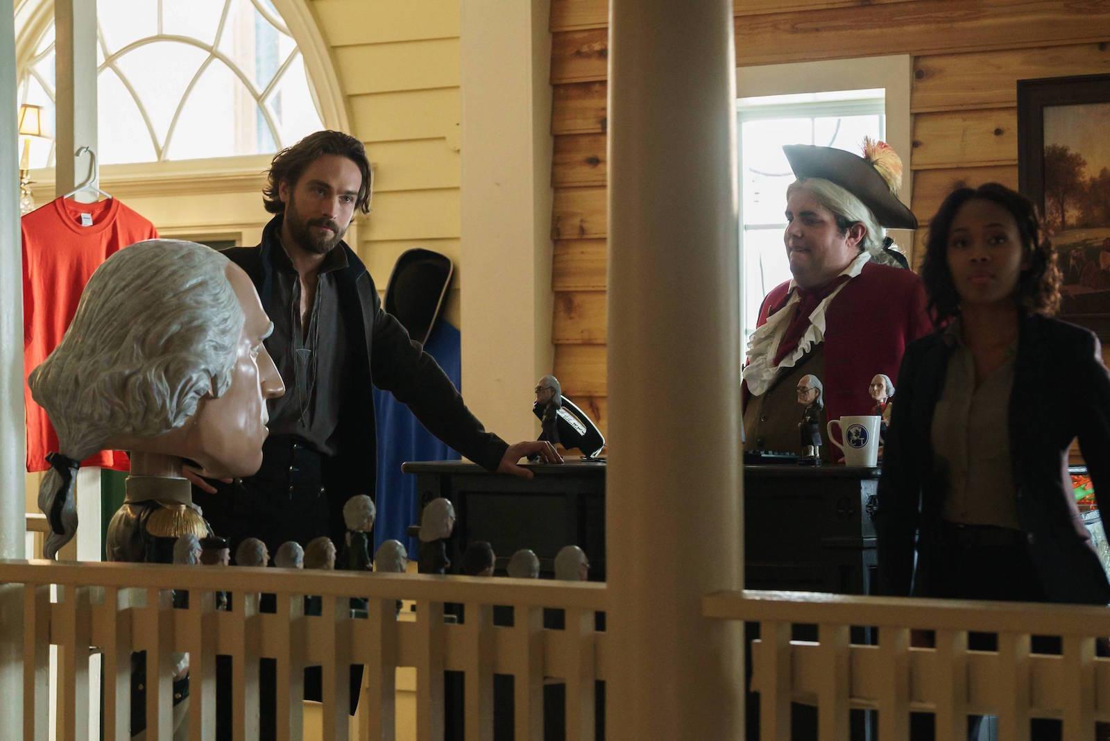 Sleepy Hollow: una scena della premiere della stagione 3