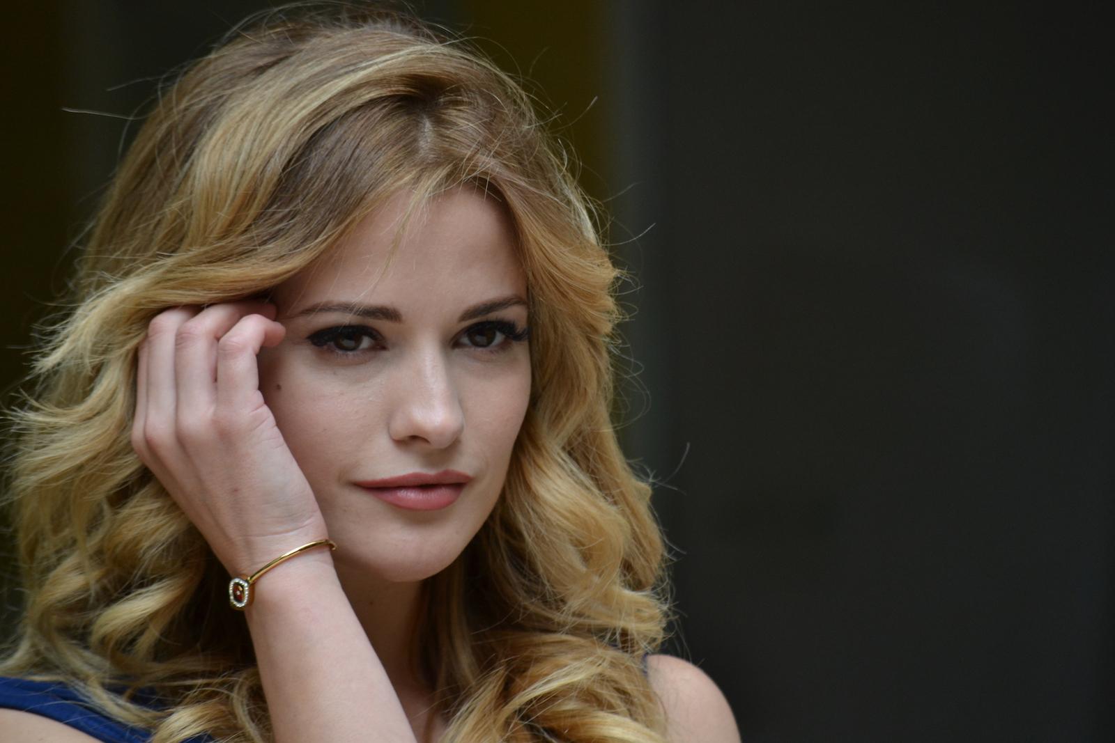 Giulia Elettra Gorietti nel cast di Suburra: la presentazione alla stampa