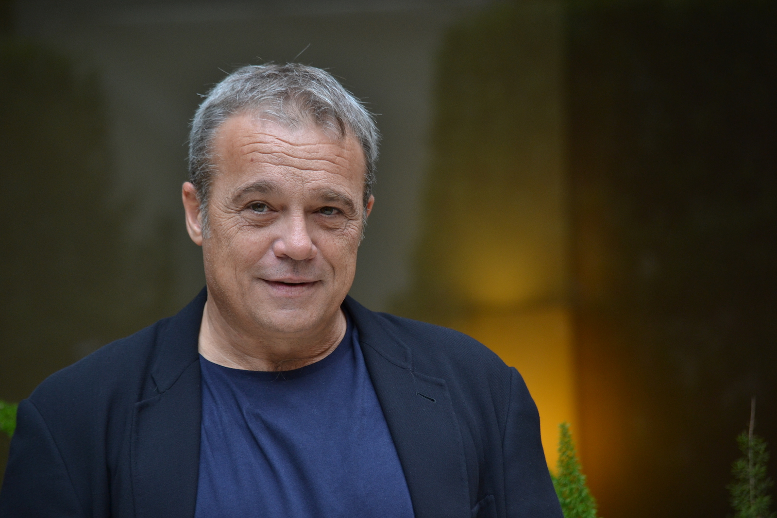 Claudio Amendola presenta Suburra a Roma