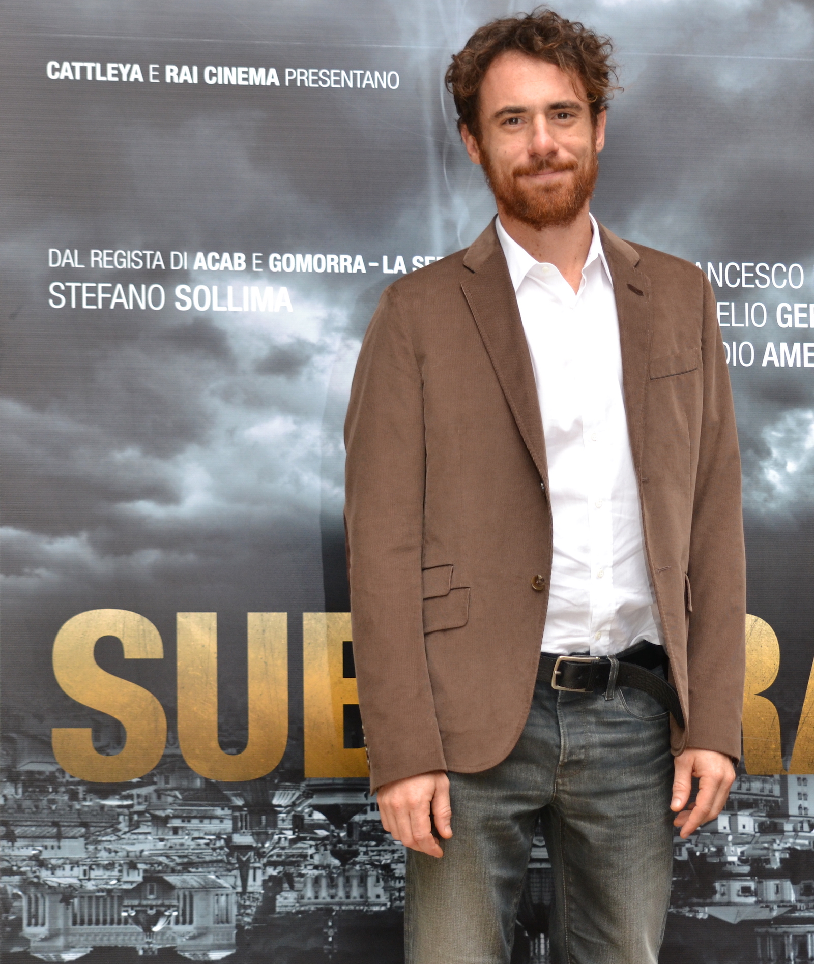 Suburra - Elio Germano presenta il film