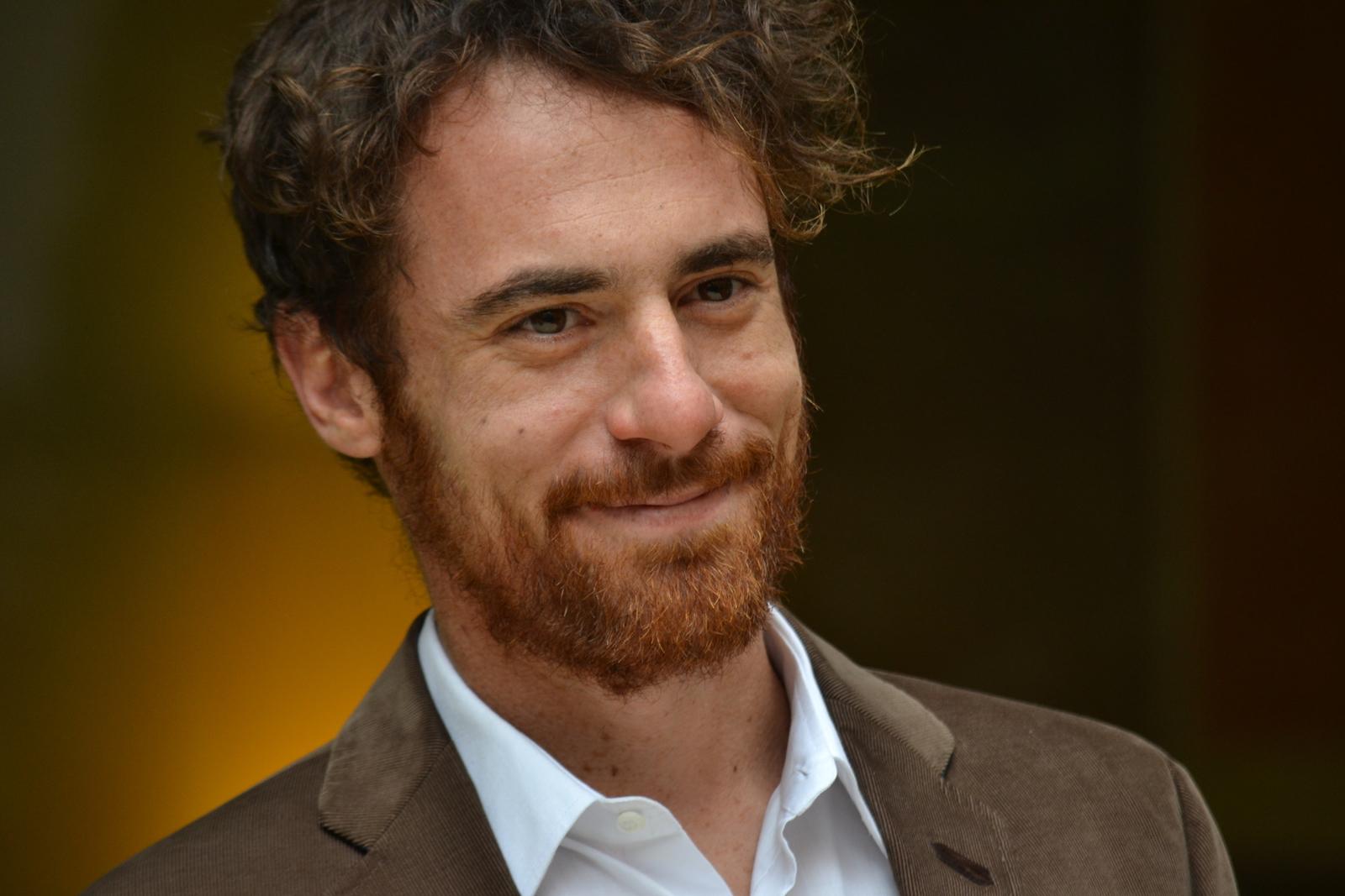 Suburra - Elio Germano presenta il film a Roma