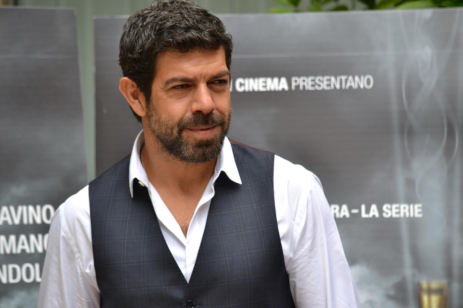 Pierfrancesco Favino presenta Suburra nella Capitale