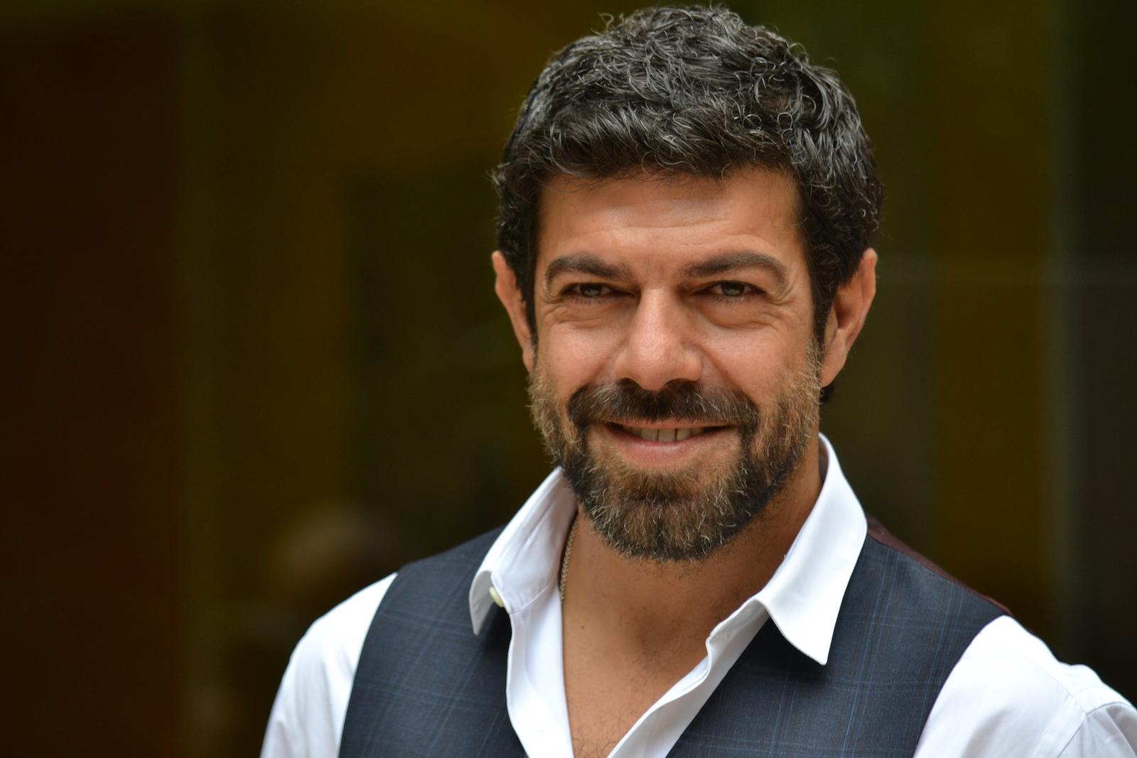 Suburra: Pierfrancesco Favino presenta il film a Roma