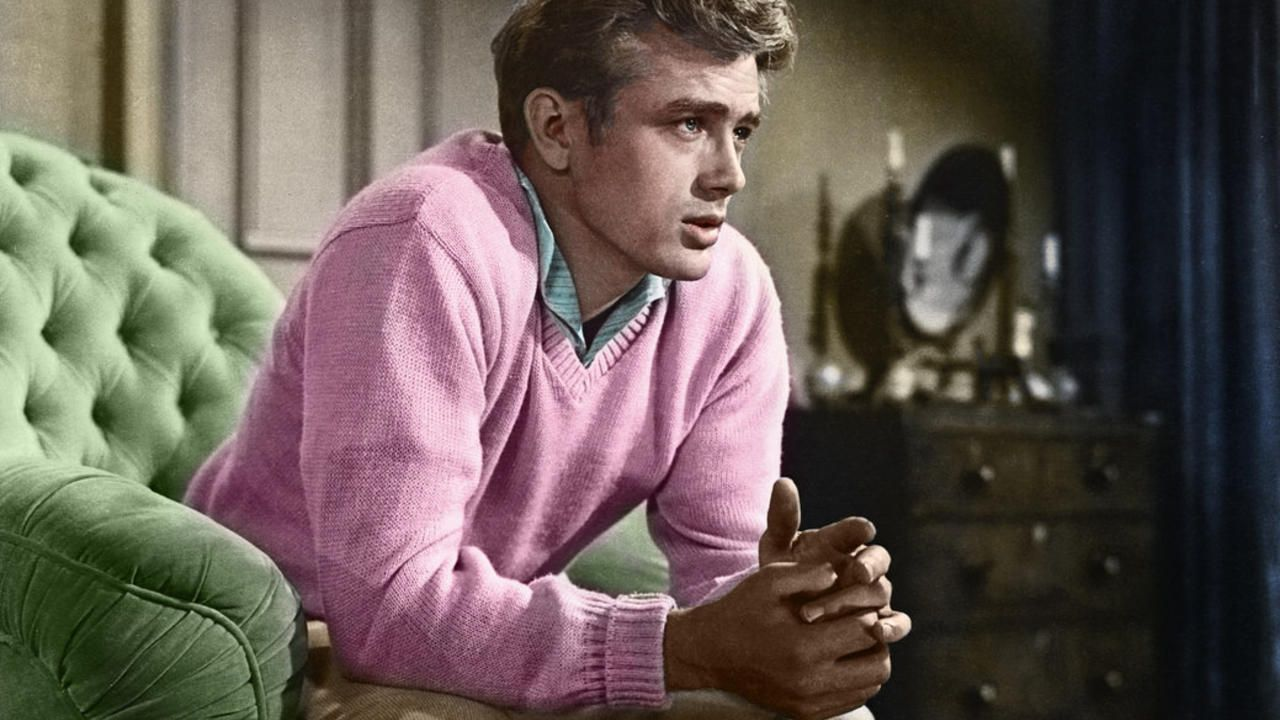 La valle dell'Eden: James Dean
