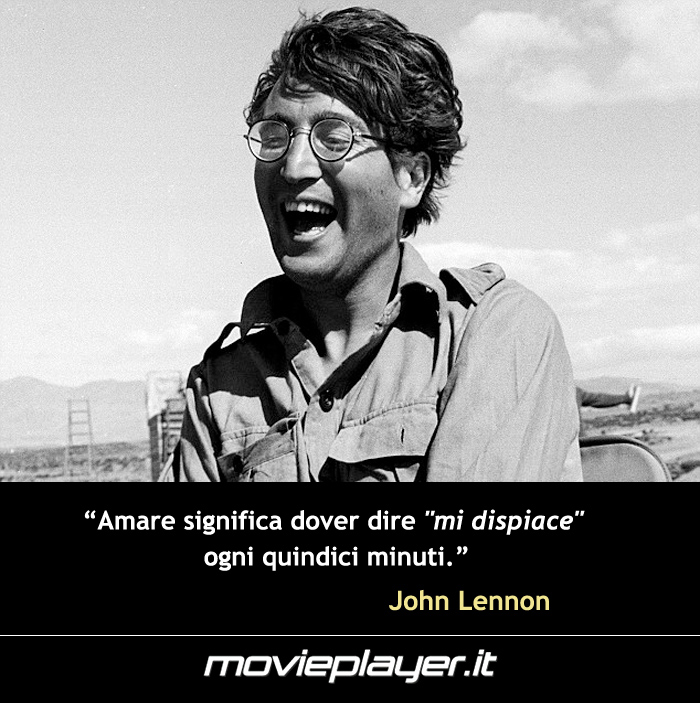 Frase Di John Lennon 411177 Movieplayer It
