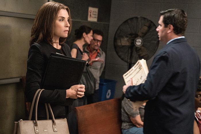 The Good Wife: Julianna Margulies interpreta Alicia in Bond
