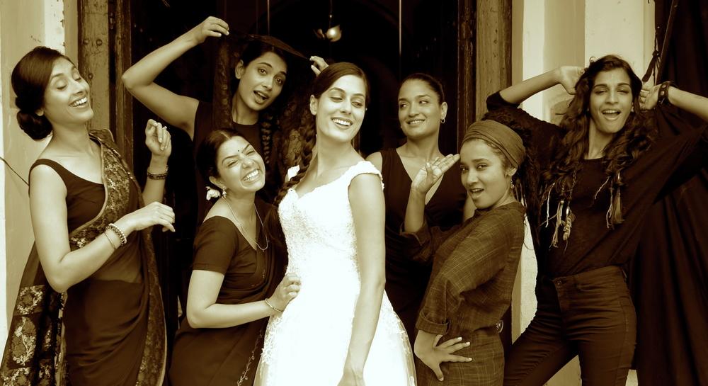 Angry Indian Goddesses: un'immagine promozionale del film