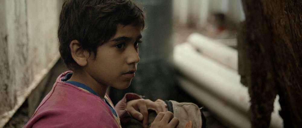 Campo grande: un'immagine tratta dal film