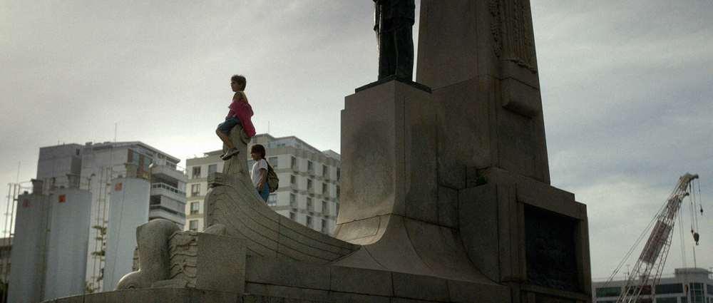 Campo grande: una scena tratta dal film brasiliano