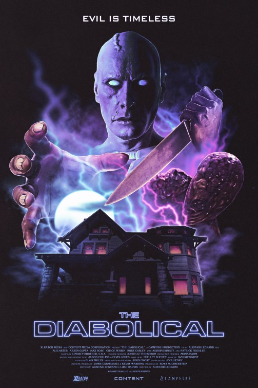 The Diabolical: la nuova locandina dell'horror