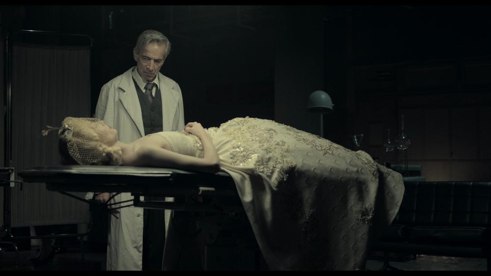 Eva Doesn't Sleep: una suggestiva immagine del film