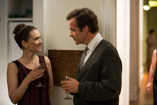 Experimenter: Winona Ryder e Peter Sarsgaard in un'immagine del film