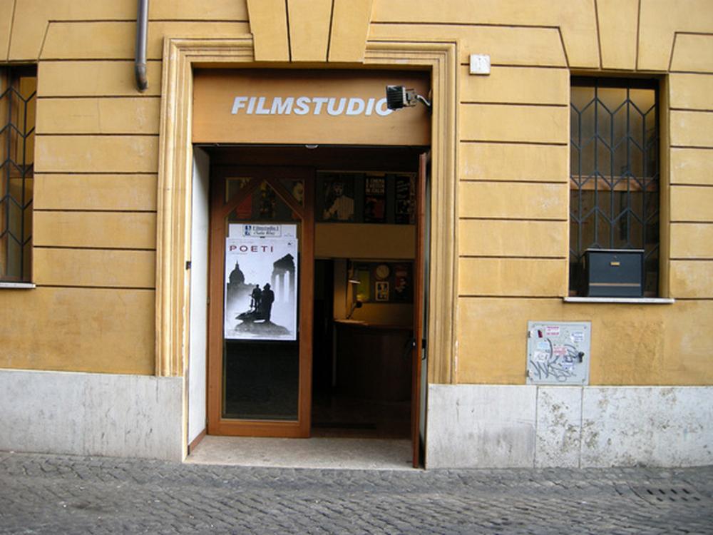 Filmstudio mon amour: un'immagine del documentario