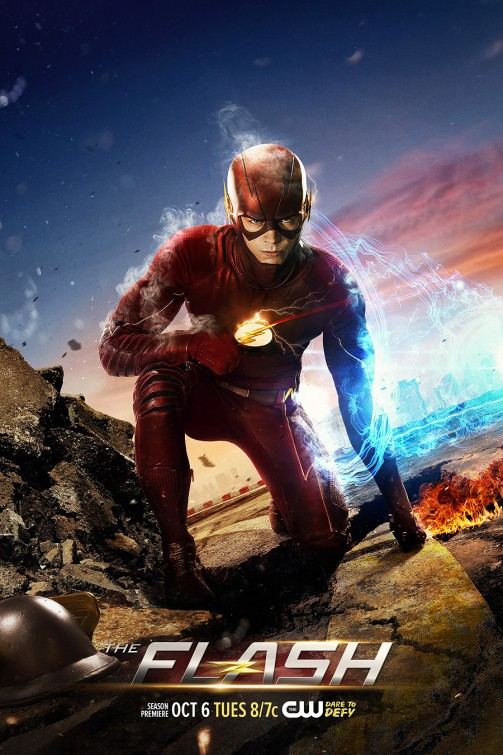 The Flash: un nuovo poster per la seconda stagione