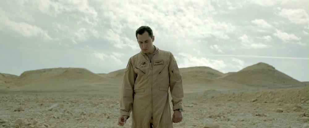 Full Contact: Grégoire Colin in un momento del film