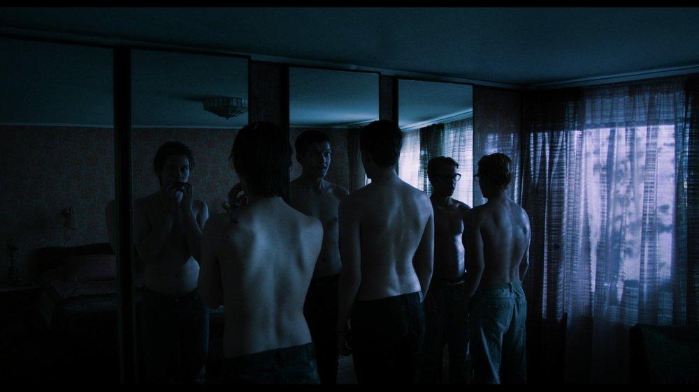 Girls Lost: una scena del film svedese