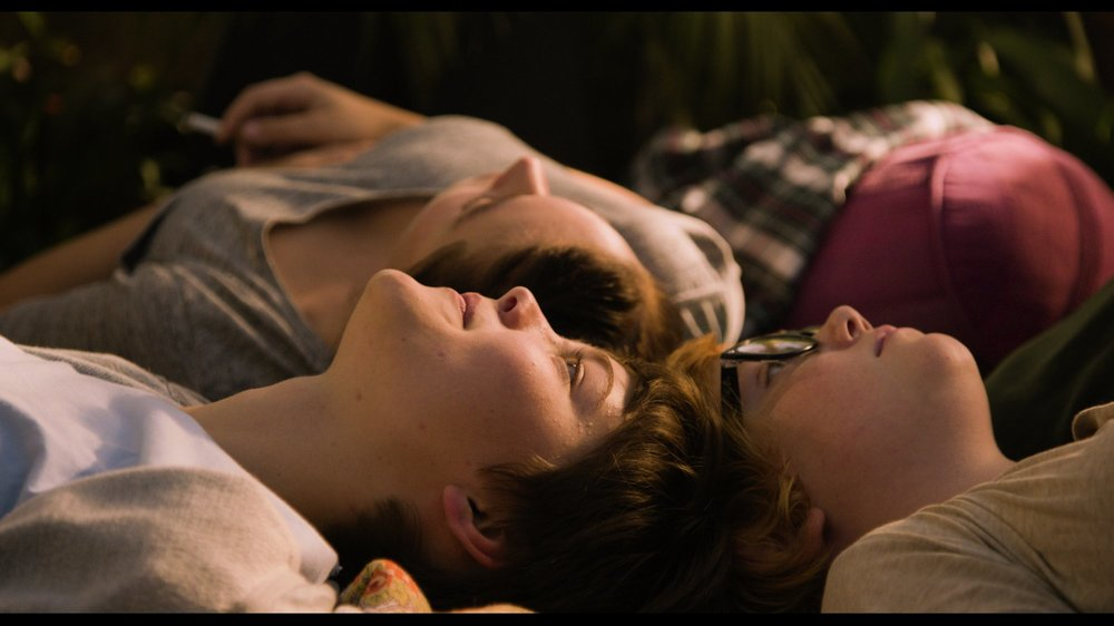 Girls Lost: una bella immagine tratta dal film