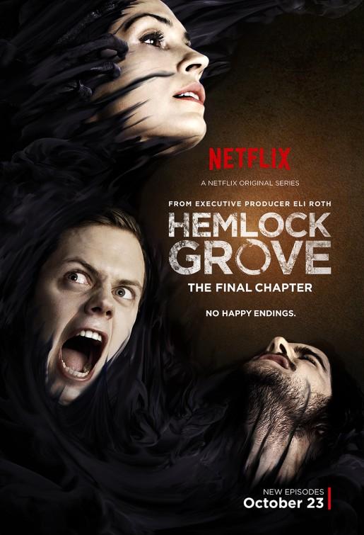 Hemlock Grove: una locandina per la terza stagione