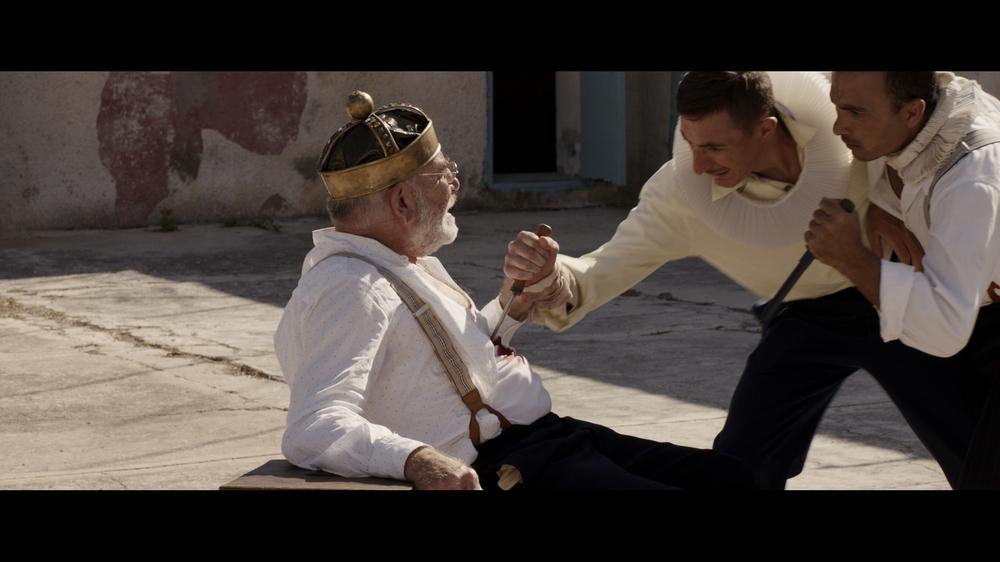 La stoffa dei sogni: un'immagine tratta dal film di Gianfranco Cabiddu