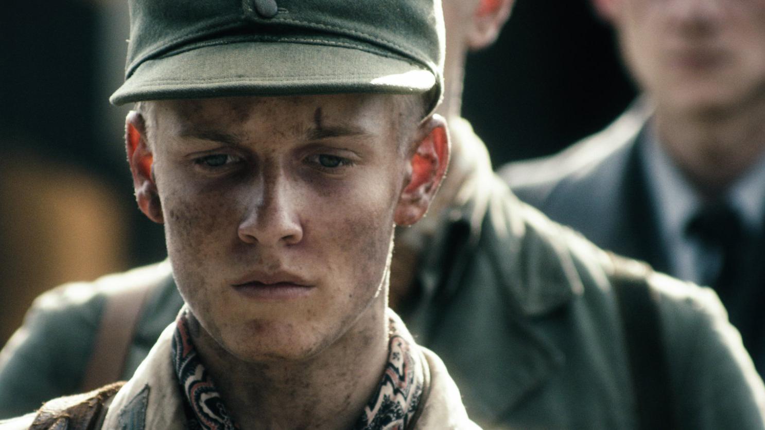 Land of Mine: un bel primo piano del film