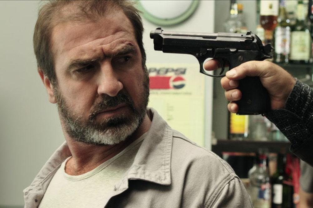 Mad Kings: Eric Cantona in una scena del film