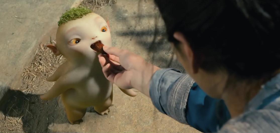 Monster Hunt: un'immagine tratta dal film di Raman Hui
