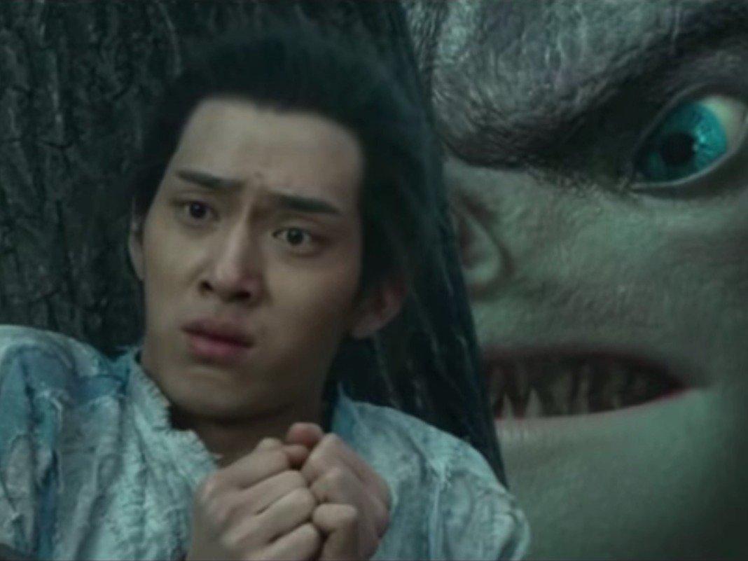 Monster Hunt: un'immagine tratta dal film