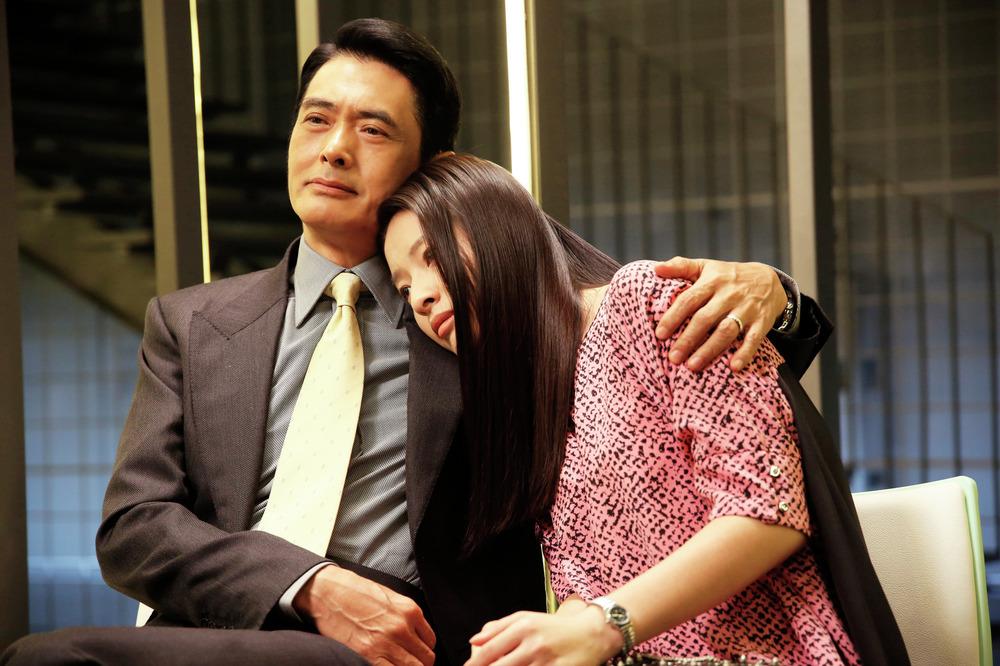 Office: un momento del film Office: una scena del film hongkonghese