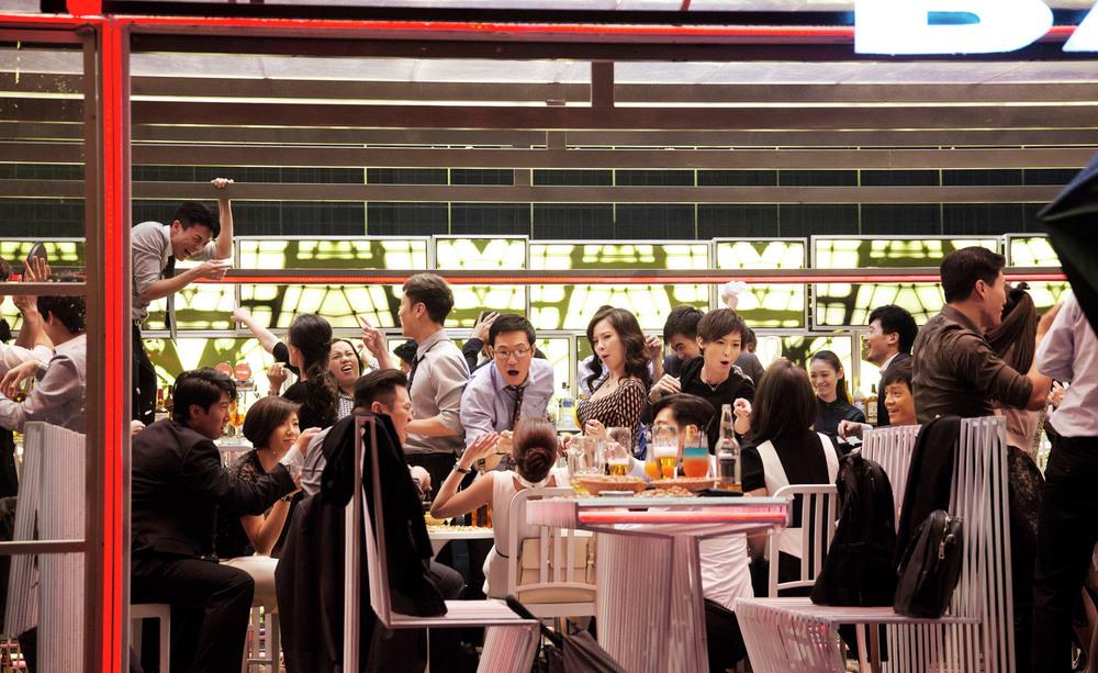 Office: una scena del musical diretto da Office: una scena del film diretto dal cineasta hongkonghese Johnnie To