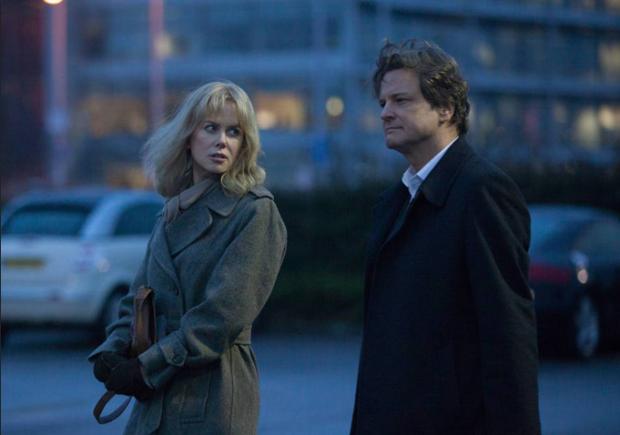 Before I Go to Sleep: Nicole Kidman e Colin Firth passeggiano per la città di notte