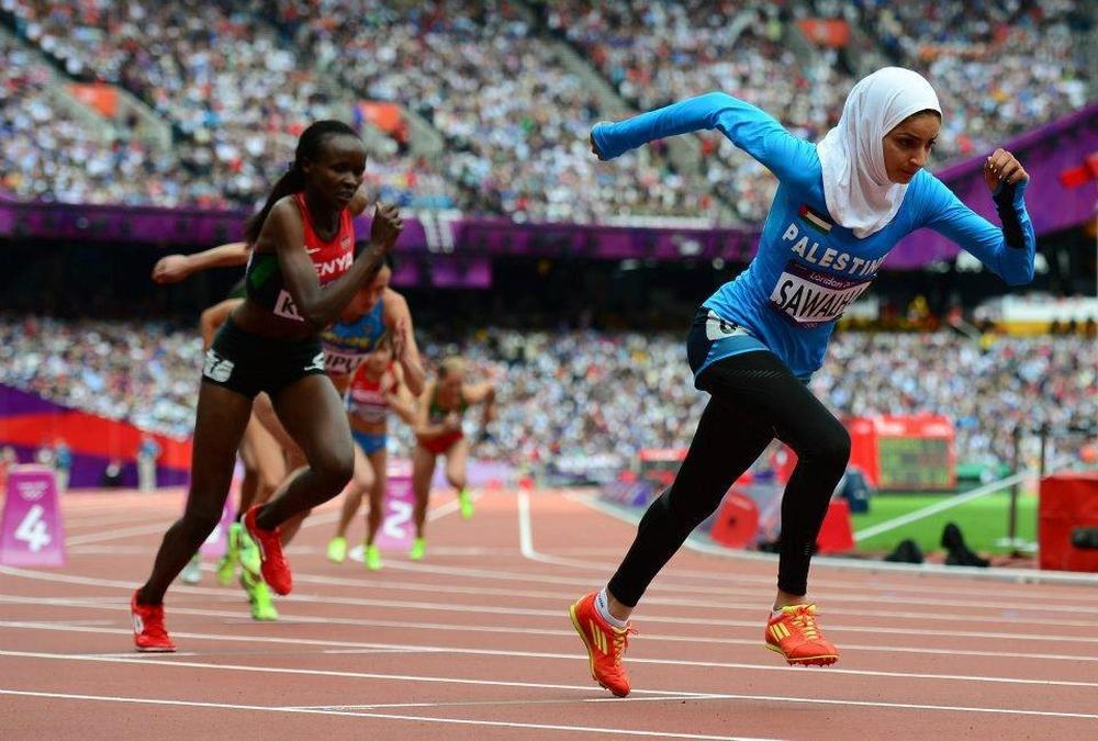 Sport: un'immagine tratta dal film collettivo israelo-palestinese