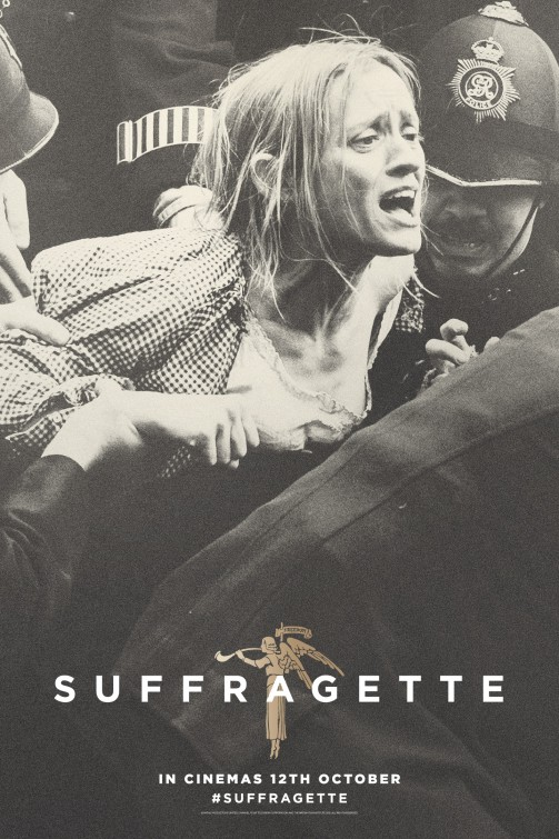 Suffragette: il character poster di Anne-Marie Duff