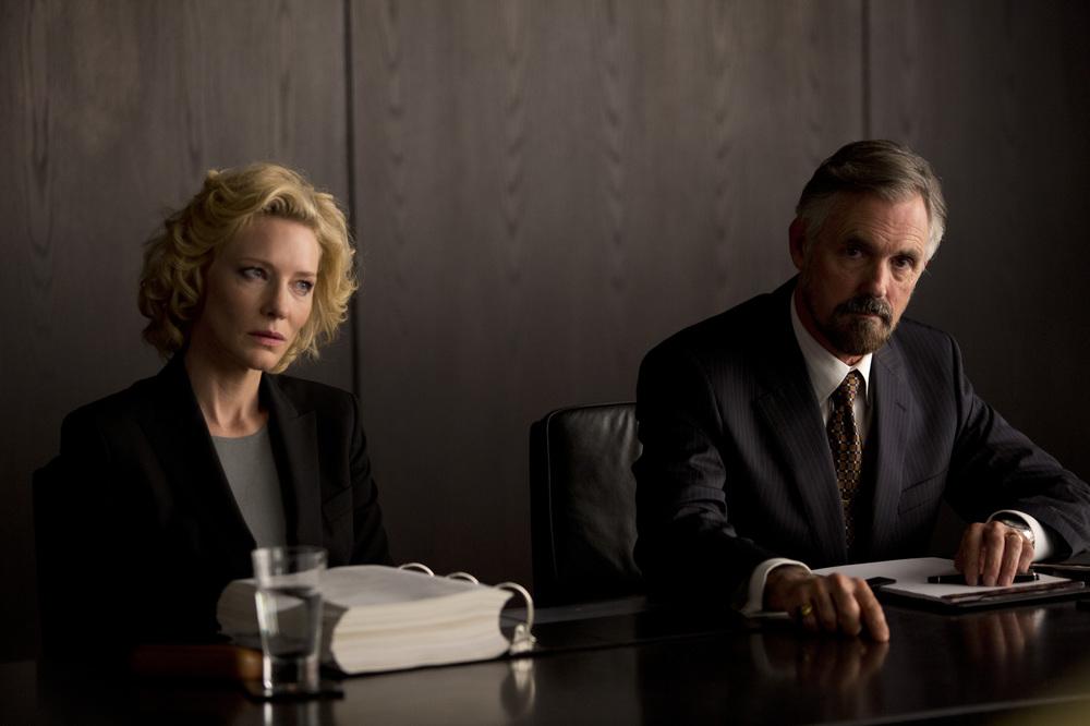 Truth: Cate Blanchett in un'immagine del dramma diretto da James Vanderbilt
