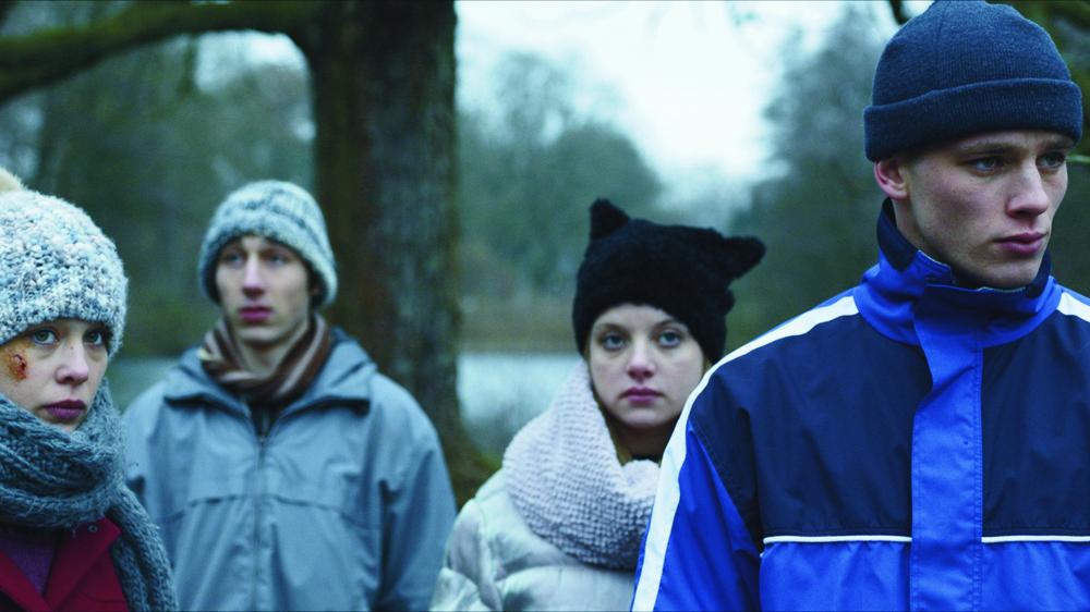 Four Kings: un'immagine tratta dal film