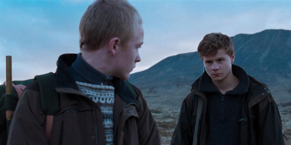 Returning Home: un'immagine tratta dal film