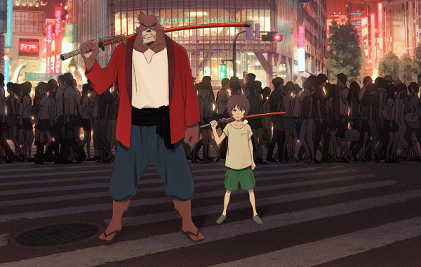 The Boy and the Beast: un'immagine del film d'animazione giapponese