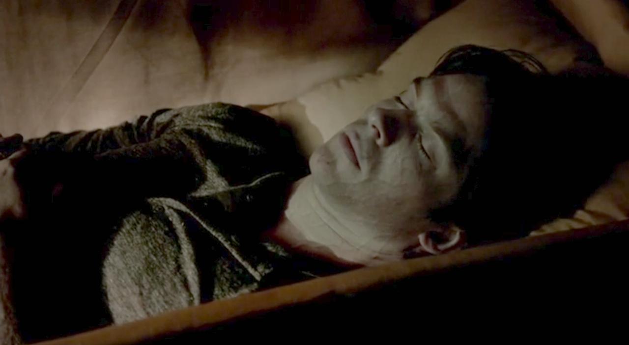The Vampire Diaries: l'attore Ian Somerhalder interpreta Damon in 22.190 Days