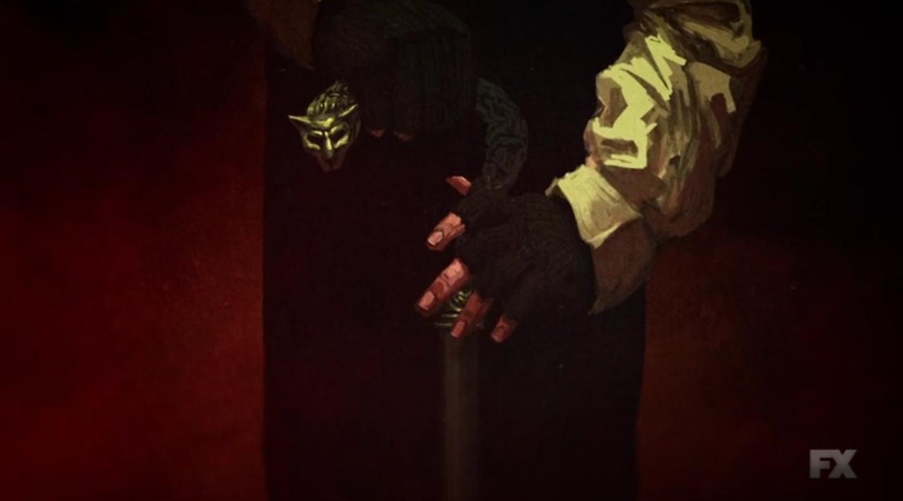 The Strain: un dettaglio del personaggio di Abraham Setrakian