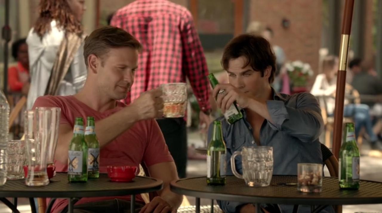 The Vampire Diaries: Matt Davis e Ian Somerhalder in 22.190 Days