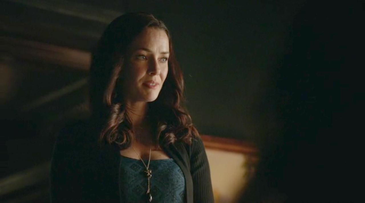 The Vampire Diaries: l'attrice Annie Wersching nell'episodio 22.190 Days