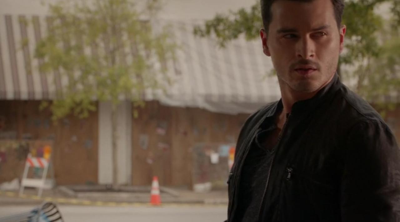 The Vampire Diaries: Michael Malarkey è Enzo nell'episodio 22.190 Days