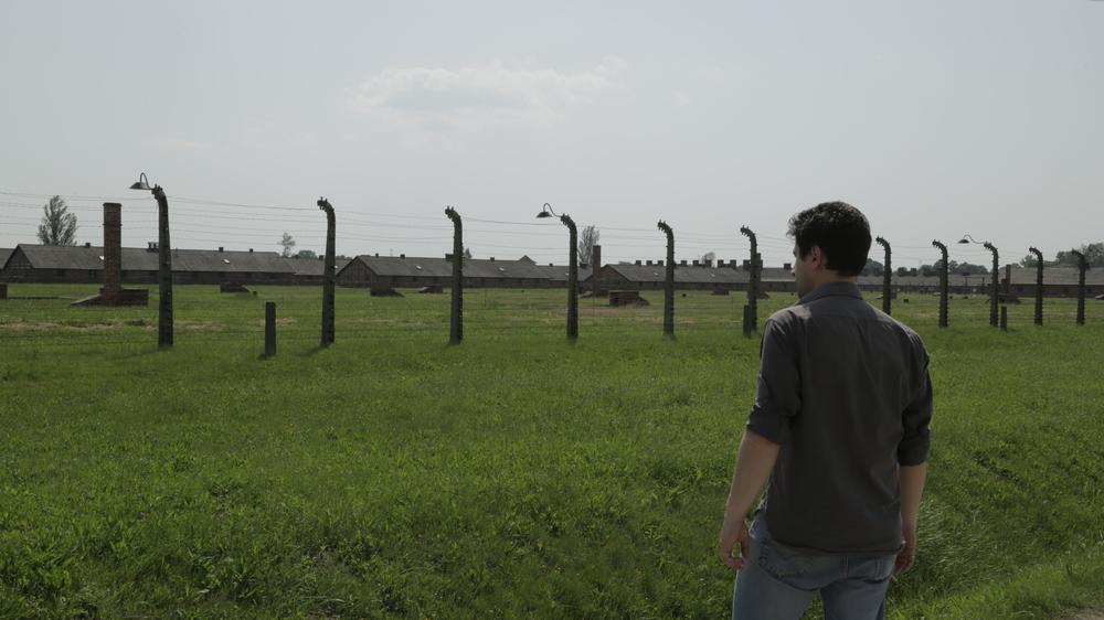 Memorie - In viaggio verso Auschwitz: un'immagine tratta dal documentario