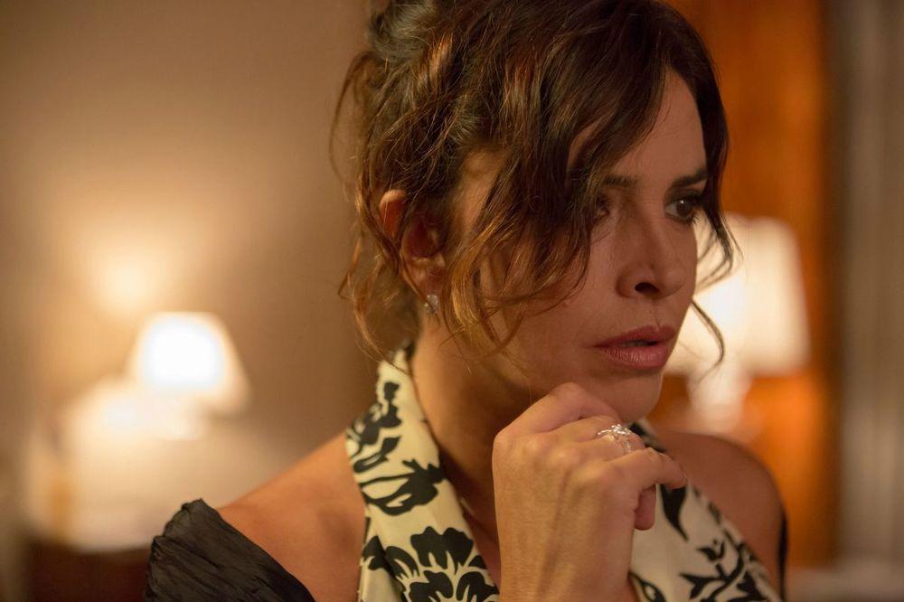 Rosso Mille Miglia: Francesca Rettondini in una scena del film