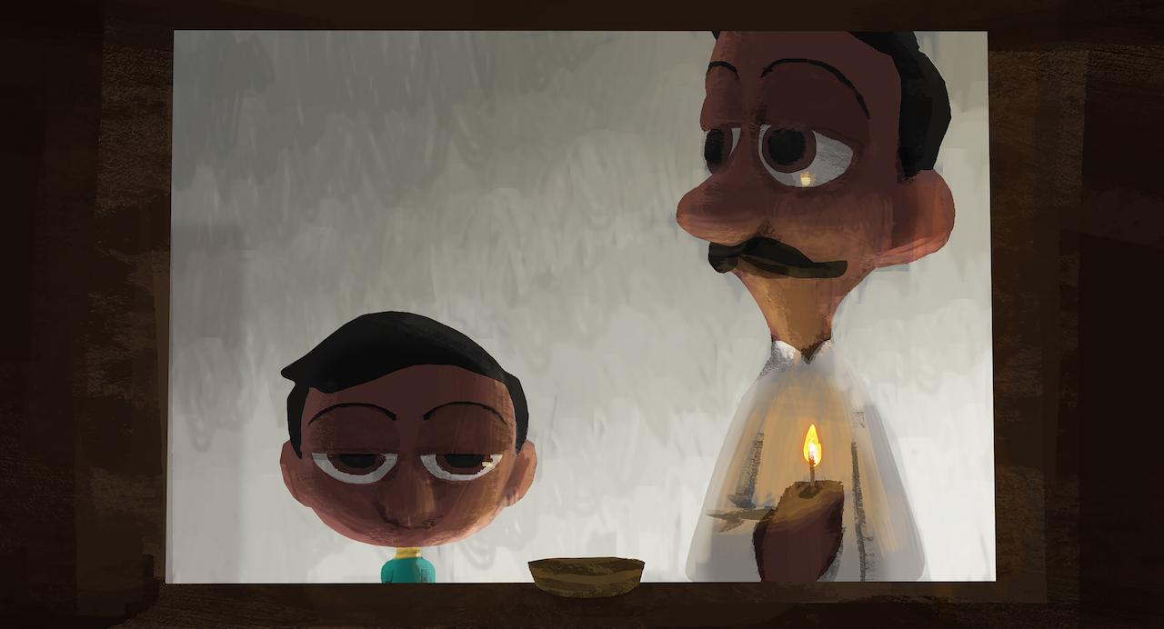 Sanjay's Super Team: padre e figlio a confronto nel corto Pixar