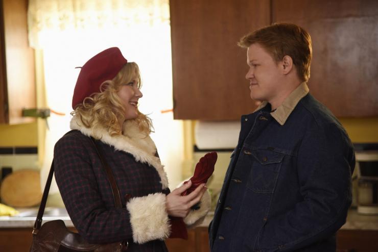 Fargo: Kirsten Dunst e Jesse Plemons interpretano Peggy ed Ed
